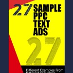 27 Sample Text Ads Cover