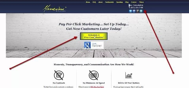 Pay Per Click Website Goals