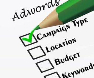 Adwords Campaign Setup Checklist
