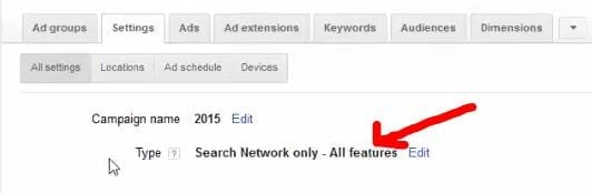 Search Network - All Features